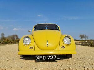 Classic 1972 VW Beetle 1300 (Bumblebee)