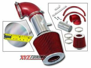 01-04 Dodge Stratus/Sebring 2.7 V6 Air Intake Induction RED