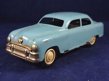 Ancien jouet voiture Buick ? tôle lithographiée Italie AMB BOLOGNA FRICTION 1950