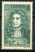 STAMP / TIMBRE / FRANCE NEUF JEAN DE LA FONTAINE N° 397 **