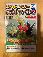 TAKARA TOMY Pokemon Vignette Field 2 Chikorita And Meganium Candy Toy