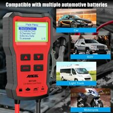 Automotive Car Tester Battery Charger Analyzer 12V Cranking Test 220Ah 2000CCA