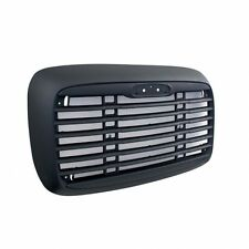 UNITED PACIFIC 21455 - Black Freightliner Columbia Grille with Bug Screen
