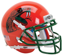 FLORIDA A&M RATTLERS NCAA Schutt XP Authentic MINI Football Helmet