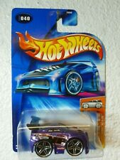 Purple Variation 2004 HOT WHEELS First Editions BLINGS OUT-A-LINE #040