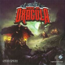 Fury of Dracula Board Game (2nd Edition)