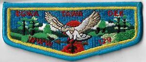 OA Egwa Tawa Dee Lodge 129  Flap BBL Bdr. GA [MX-6363]