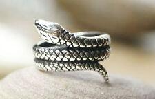Handgefertigte aus echtem Edelmetall-Ringe ohne Steine