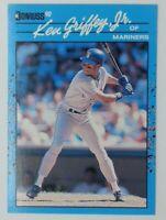 1990 90 Donruss Best of the American League Ken Griffey Jr #1, Mariners, HOF