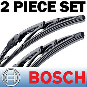 BOSCH Direct Connect Wiper Blade Set of 2 (PAIR) Size 21 / 21 Front Left & Right