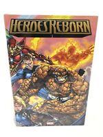 Heroes Reborn Omnibus Avengers Fantastic Four Marvel New Factory Sealed $125