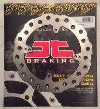 Honda CR125 (2002 to 2007) JT Brakes Self Cleaning 240mm REAR Wavy Brake Disc