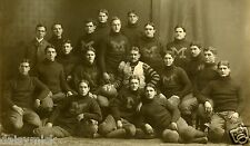 Michigan Wolverines American Football Gridiron Team 1899 12x7 Inch Reprint Photo