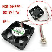 Für Sunon KDE1204PFV1 Lüfter Kühlerlüfter Cooler Fan Ersetzen 3-Draht-Kühler