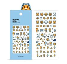 [THE FACE SHOP] Trendy Nails Art Sticker 1ea Limited Edition HOODIE RYAN Charac
