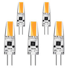G4 LED Bulb 2W COB Bulbs Bi-Pin 20W Halogen Light Replacement 210LM Waterproof