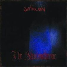 The Shadowthrone by Satyricon (CD, Feb-2006, The End) SEALED