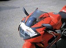 Bulle Sport Claire Aprilia RSV1000R  RSV 1000 R 01-03 de 2001 à 2003