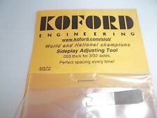 KOFORD .003 Axle Spacing Tool 3/32