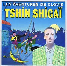 25 CM 10 INCH TSHIN SHIGAI LES AVENTURES DE CLOVIS