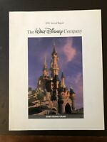 The Walt Disney Company 1991 Annual Report- Euro Disneyland Cover
