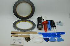 Handy Bildschirm Reparatur Bündeln, 5ml Kleber, 2-3mm 3M Klebeband, Taschenlampe