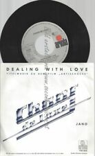 "7"" CHAOS DE LUXE DEALING WITH LOVE // HANSI DUJMIC"
