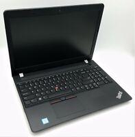 Lenovo 15.6 ThinkPad E570 Intel Core i5-6200U 2.30GHz 8GB DDR4 RAM 320GB HDD