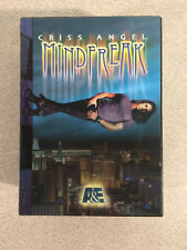 Criss Angel: Mindfreak, DVD Box Set, Seasons 1-2 and Halloween Special