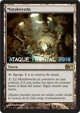 MTG MUTABÓVEDA - Mutavault - MAGIC 2014 ESPAÑOL NM