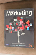 Principles of Marketing Textbook - 5th Edition - Great Condition
