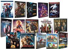 Marvel DVD [You Pick] Avengers Captain America Thor Iron Man Guardians Ant-Man