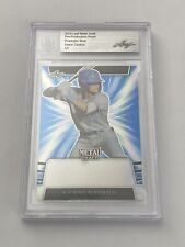 Keoni Cavaco 2019 Leaf Metal Draft Clear Blue Pre-Production Proof 1/1 Slabbed