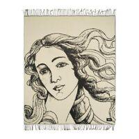 Stussy Venus Jacquard Blanket, New in plastic, 168cm x 132cm. Rare accessory.