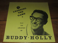 BUDDY HOLLY - HYPER DUTCH BOARDGAME - 1984 ITEM. WAS NEVER IN STORES. FREE SHIP!