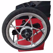 Motorcycle adapter for Wheel Balancer