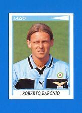 CALCIATORI PANINI 1998-99 Figurina-Sticker n. 179 - BARONIO -LAZIO-New