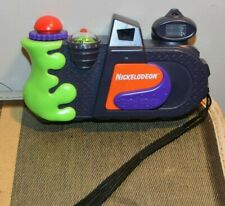 NICKELODEON Photo Blaster 1997 Camera Slime 35MM VINTAGE Nick Splat