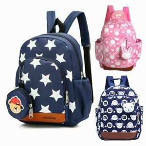 Rucksack Kinderrucksack Kinder Kindergartenrucksack Tasche für Jungen Mädchen DE