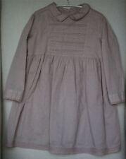 BONPOINT GIRLS DUSTY PINK COTTON DRESS 4 YEARS