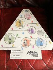 Disney Store Animators Doll Collection Christmas Advent Calendar