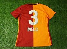GALATASARAY # 3 MELO 2015/2016 WOMENS FOOTBALL SHIRT JERSEY HOME NIKE ORIGINAL