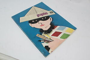 GRAPHIS GRAPHIC & APPLIED ART  N° 68 1956 [Z72-012]