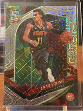 TRAE YOUNG 2019-20 Panini Spectra Meta Prizm Mojo Hawks No. 5 Refractor 14/25 SP
