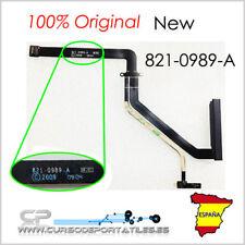 """1 Unidad 821-0989-A 8210989A 821 0989 A HDD Flex Cable para MacBook 15.4"""" A1286"""