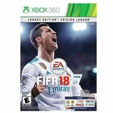 Fifa 18 Legacy Edition ( Xbox 360 )