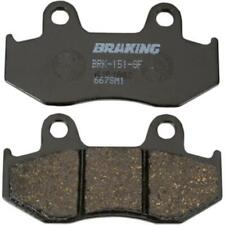 New listing Braking Semi Metallic Brake Pad Set for Honda Trx250R 1986-1989 #667Sm1