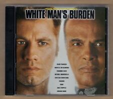 WHITE MAN'S BURDEN cd MOTION PICTURE SOUNDTRACK - VARIOUS ARTISTS - 10 TRACKS