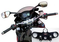 Superbike Lenker Umbau-Kit KOMPLETT Suzuki GSX-R 1000 2005-2006 Typ: WVB6
