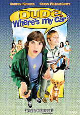 Dude, Wheres My Car (Blu-ray Disc, 2008, Checkpoint Sensormatic Widescreen) New